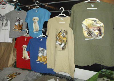 Estampación de camisetas