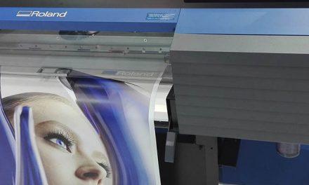 Nuevo plotter de impresión y corte en Publicañete
