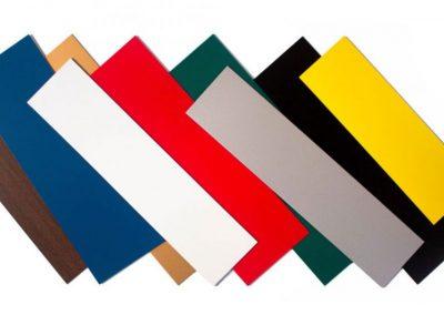 materiales placas